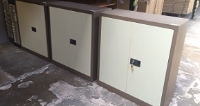 Second-hand Cupboards