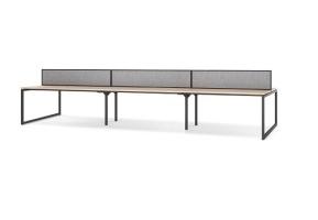 6 Person Bench Desks