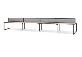 8 Person Bench Desks