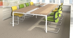 Bench Meeting Tables
