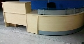 Second-hand Reception Counters