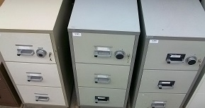 Second-hand Fire Resistant Cabinets
