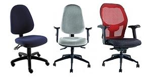 VDU & Task Chairs