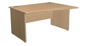 Beckbury Wave Desks