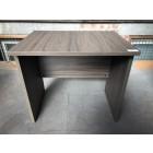 Beckbury 800 x 600 Panel End Desk WALNUT