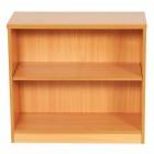 Aston 730 desk high bookcase with 1 shelf
