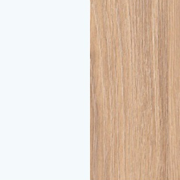 White/Amber Oak
